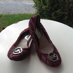 Womans Michael Kors Shoes.